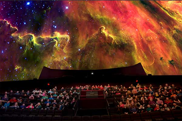 Digistar Dome Theater